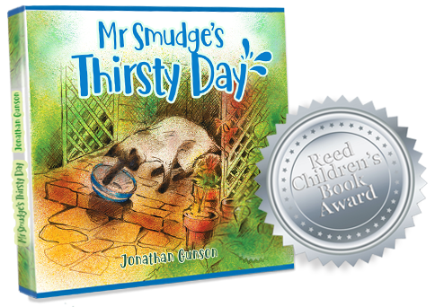 Mr Smudge's Thirsty Day - Reed Children's Book Award