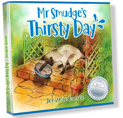 Mr Smudge's Thirsty Day